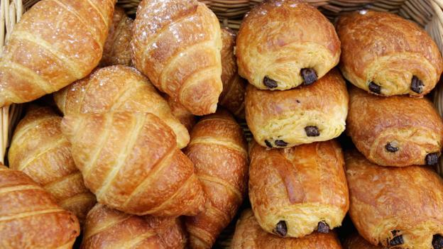 Parisian pastries (Credit: Chris Jackson/Getty)