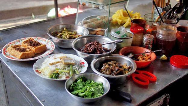 Market breakfast (Credit: Jodi Ettenberg)