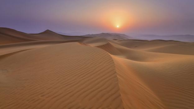 Sandy oasis (Credit: Thinkstock)