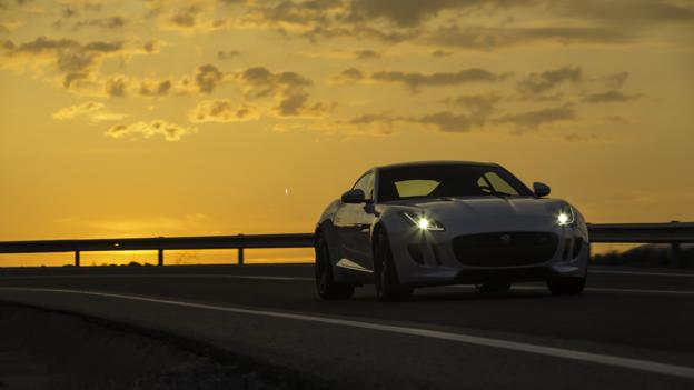 2015 Jaguar F-type S Coupe (Credit: Jaguar Cars)