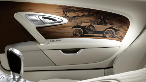 Bugatti 'Black Bess' Veyron Grand Sport Vitesse (Credit: Bugatti)