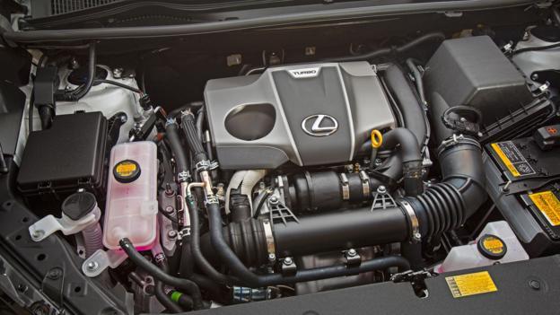 2015 Lexus NX 200t F Sport (Credit: Lexus)