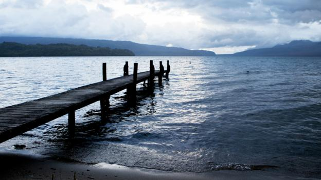 Lovely Lake Tarawera (Credit: Kieran Nash)