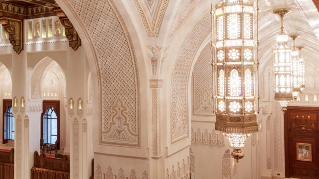 A triumph of Islamic architecture (Credit: Khalid AlBusaidi/Royal Opera House Muscat)