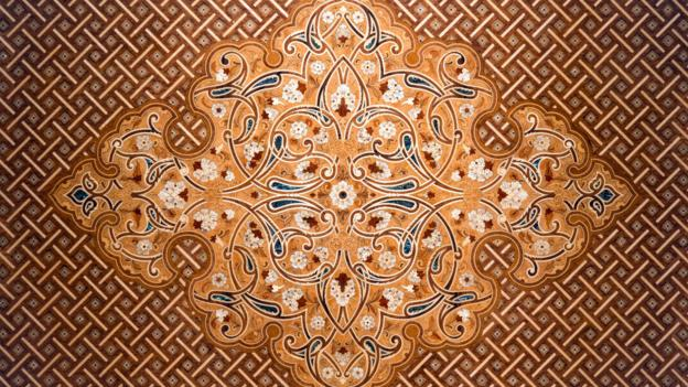 Every detail is embellished (Credit: Khalid AlBusaidi/Royal Opera House Muscat)