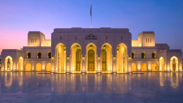 A controversial cultural icon (Credit: Khalid AlBusaidi/Royal Opera House Muscat)