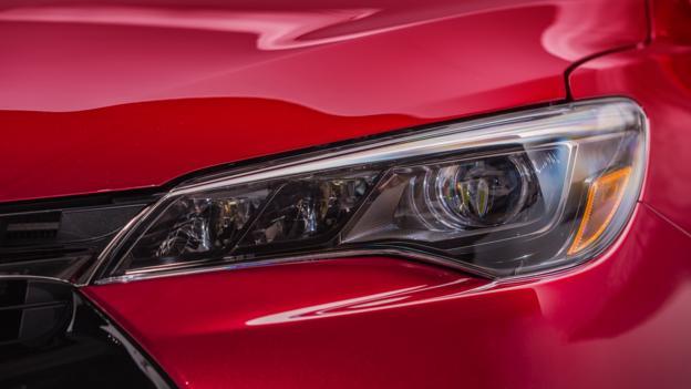 2015 Toyota Camry (Credit: Toyota Motor Sales)