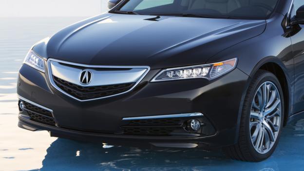 2015 Acura TLX (Credit: Acura)