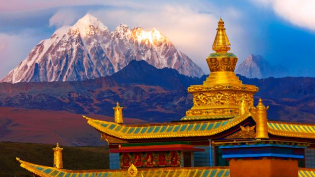 Tagong Monastery (Credit: TAO Images Limited/Getty)