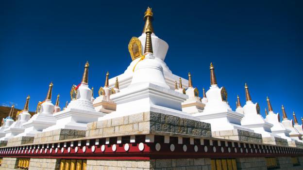 Daocheng stupa (Credit: Anan Charoenkal/Getty)