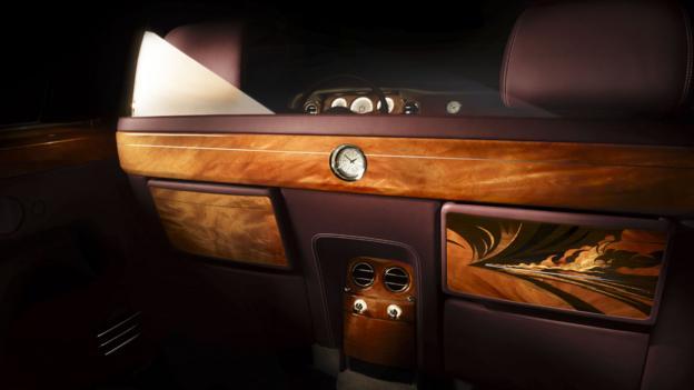 Rolls-Royce Pinnacle Travel Phantom (Credit: Rolls-Royce Motor Cars)