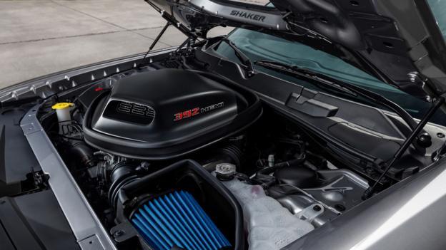 2015 Dodge Challenger (Credit: Chrysler Group)