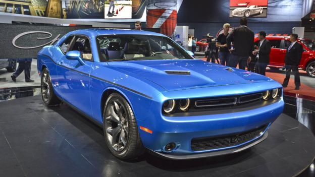 2015 Dodge Challenger (Credit: Greg Jarem)