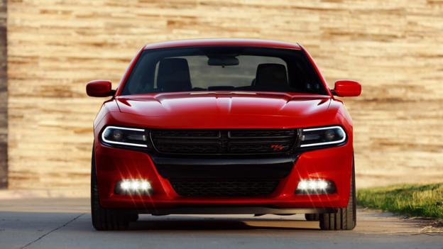 2015 Dodge Charger (Credit: Chrysler Group)