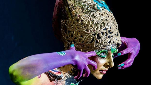 World Bodypainting Festival 2013 (Credit: Guinther Floick/World Bodypainting Festival)