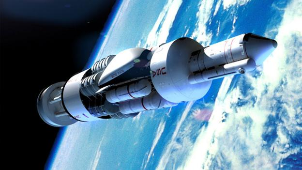 BBC - Future - Will nuclear-powered spaceships take us to ...