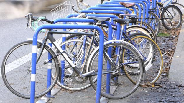 Bike city (Credit: Tracy Fox-Thinkstock)