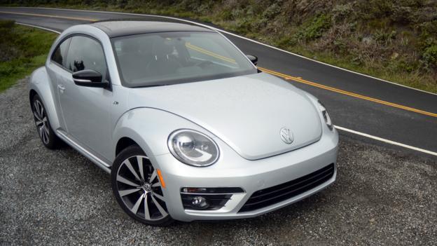 2014 Volkswagen Beetle R-Line (Credit: Nick Czap)