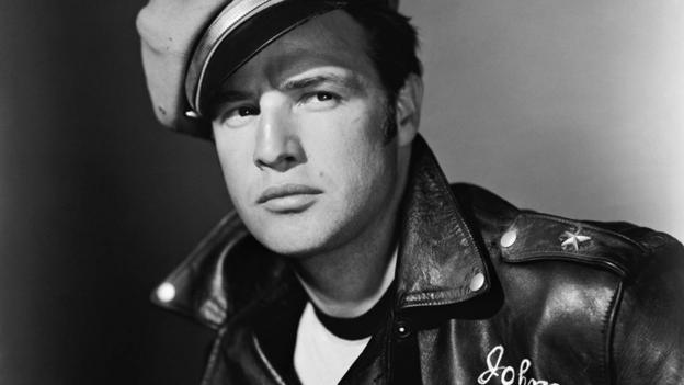 Marlon Brando, The Wild One (Columbia Pictures)