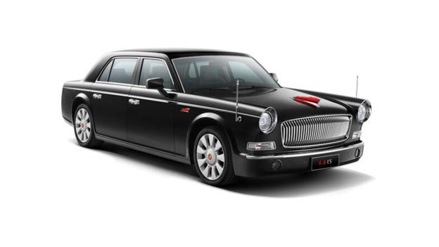 Hongqi L5 limousine (Credit: FAW Group)