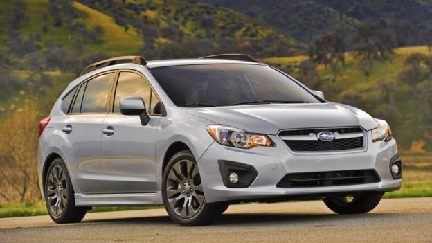 Hatchbacks (Credit: Subaru of America)