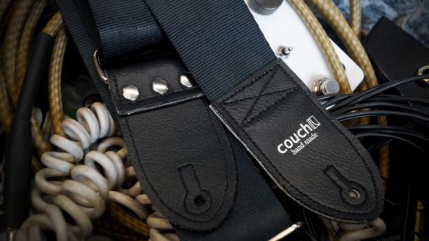 Couch Guitar Straps (Credit: Couch)