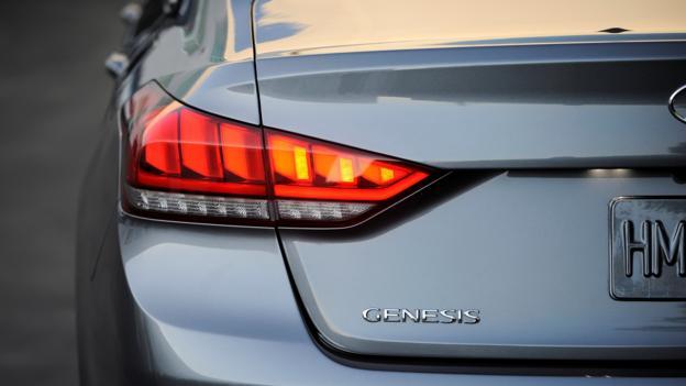 2015 Hyundai Genesis (Credit: Hyundai Motor America)