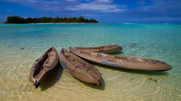 Muri beach (Credit: Marty Melville/AFP/GettyImages)