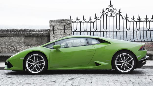 Lamborghini Huracán LP 610-4 (Credit: Automobili Lamborghini)