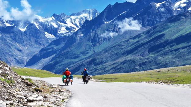 India's Rohtang Pass (Credit: Praphat Rattanayanon/Getty)