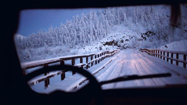Kolyma Highway, Siberia (Credit: Amos Chapple/Getty)