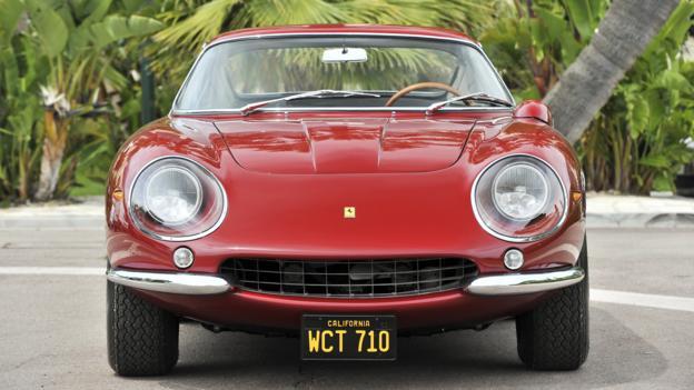 1967 Ferrari 275 GTB/4 (Credit: Tim Scott Fluid Images/RM Auctions)