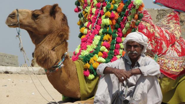 Karachi, Pakistan (Credit: Urooj Qureshi)