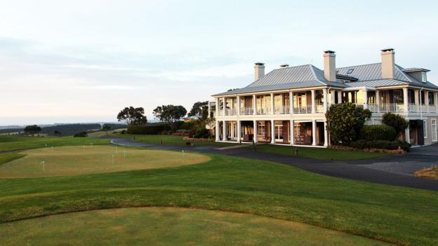 Lodge at Kauri Cliffs (Credit: Kauri Cliffs)