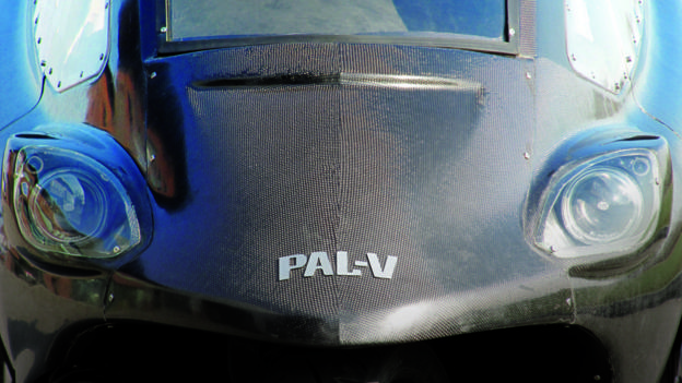 PAL-V One (Credit: PAL-V)