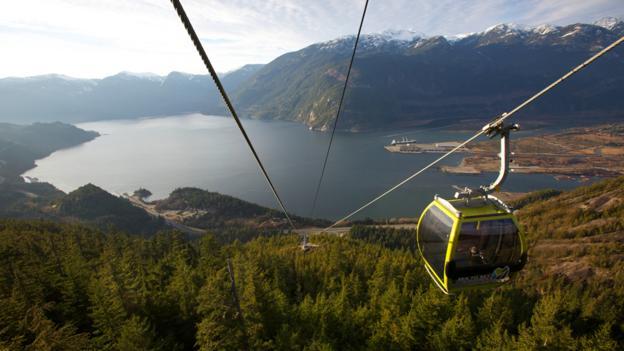 Sea to Sky Gondola (Credit: Paul Bride/Sea to Sky Gondola)