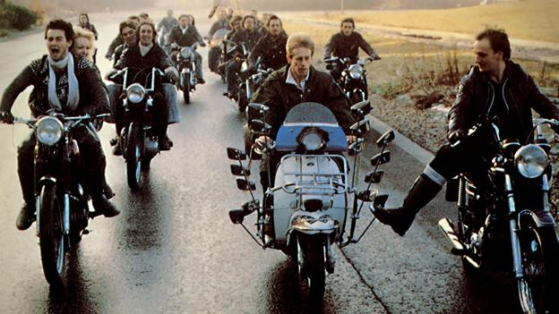 A still from Quadrophenia