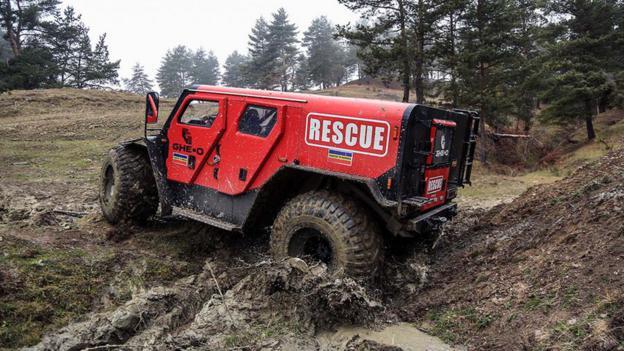 Ghe-O Rescue truck (Credit: Ghe-O)
