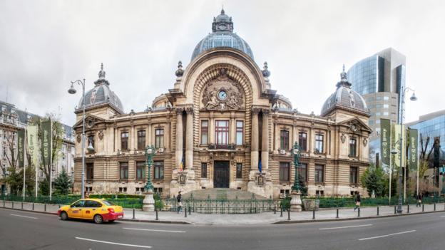 'Little Paris' (Credit: Francisco Calvino/Getty)