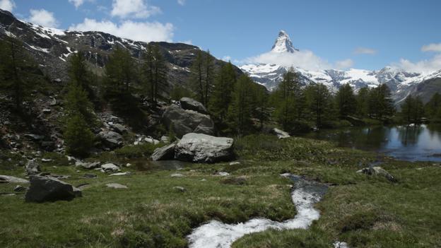 Matterhorn views (Credit: Getty Images)