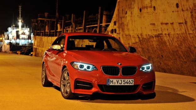 2014 BMW M235i (Credit: BMW Group)