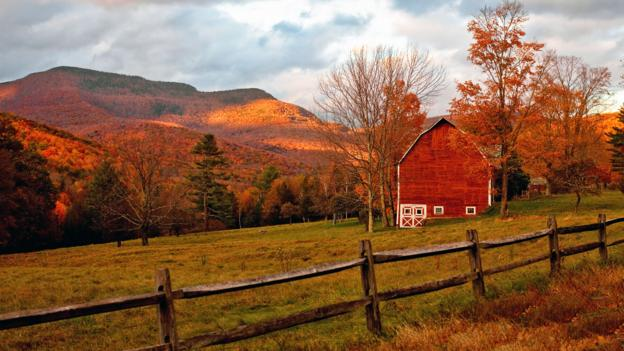 Catskills countryside (Credit: Frank Spinelli/Getty)