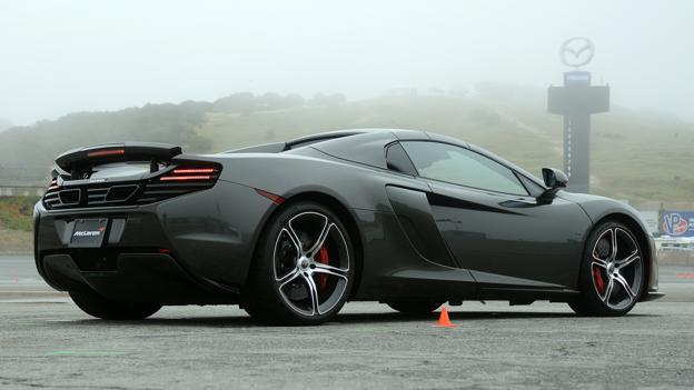 McLaren 650S (Credit: Nick Czap)
