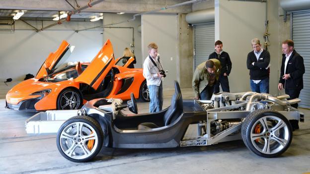 McLaren 650S (Credit: Supercarfocus.com, via McLaren Automotive)