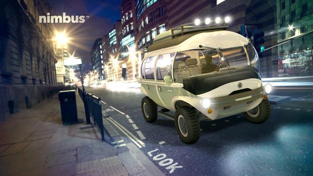 Nimbus Concept e-Car (Credit: Eduardo Galvani)