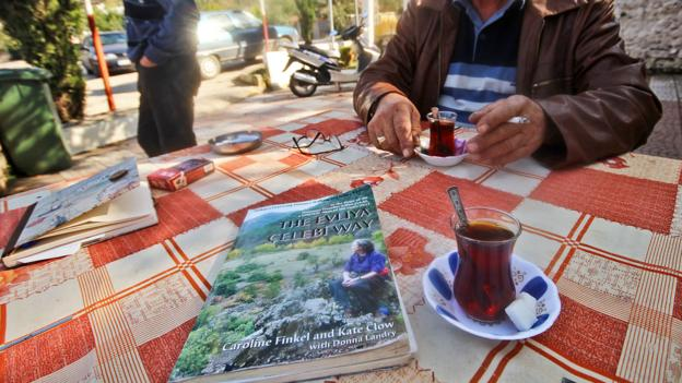 Morning tea in Soğuksu (Credit: Candace Rardon)