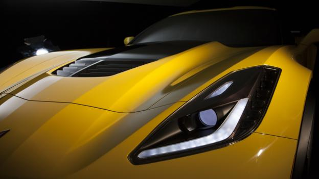2015 Chevrolet Corvette Z06 (Credit: General Motors)