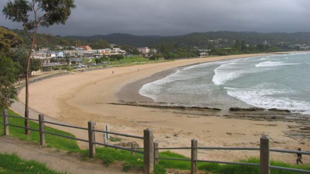 Lorne beach (Credit: Kate Armstrong)