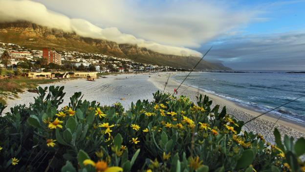 Cape Town's Camps Bay (Credit: Dan Kitwood/Getty)