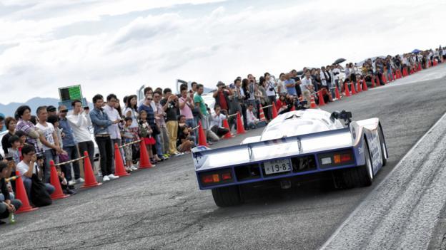 Street speed (Credit: Courtesy Ko-hey Takada)
